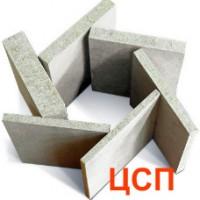Цементно-стружечная плита (ЦСП) 3200*1250*10 мм