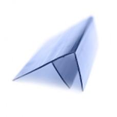 FP – пристенный профиль 4-6мм